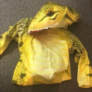 Trex dinosaur Halloween costume